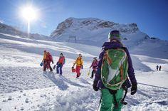 ⚡️Blitzlichter⚡️ Lawinenkurs für Frauen: So seid ihr Safe on Snow Blitz, Mount Everest, Mountains, Nature, Travel, Woman, Naturaleza, Viajes, Trips