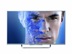 £300 Sony KDL32W706BSU 32-inch Widescreen Full HD 1080p Smart TV with Freeview - Silver: Amazon.co.uk: TV