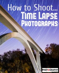 This is the best, and easiest way to shoot time-lapse photography