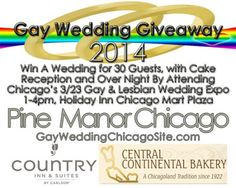 Gay Travel: Attend a Wedding Expo in Chicago, Win a Gay Wedding