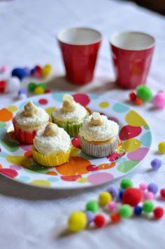 BakinGems: Kokosové cupcakes