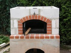 Pizza Oven Outdoor, Backyard, Gardening, Nature, Decor, Wood Oven, Ovens, Knives, Cooking