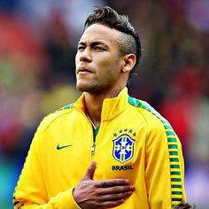 cool 30 Awesome Soccer Player Haircuts - Inspirational Role Models Check more at http://machohairstyles.com/soccer-haircuts-men/