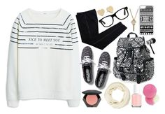 """""""Everyone has a dark side...But not everyone shows it..."""" by elizabeth4ever ❤ liked on Polyvore featuring MANGO, COSTUME NATIONAL, Keds, Aéropostale, CellPowerCases, Rachel Zoe, Beats by Dr. Dre, The Giving Keys, Kate Spade and H&M"""