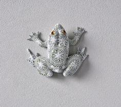 The works of crochet Joana Vasconcelos