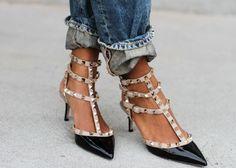 Tendenze moda autunno-inverno: scarpe basse | http://www.theglampepper.com/2015/10/29/tendenze-moda-autunno-inverno-scarpe-basse/