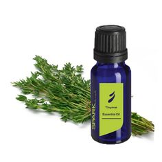 Thyme Essential Oil | Spark Naturals