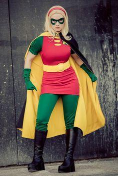 Robin Cosplay, Robin Costume, Dc Cosplay, Cosplay Outfits, Cosplay Girls, Cosplay Costumes, Anime Cosplay, Cosplay Ideas, Super Hero Costumes