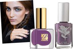 Estee Lauder Pure Color Nail Lacquer in Violet Diva, $19