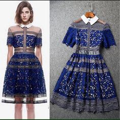 Coming soon... Peterpan collar delight Coming soon... Peter Pan collared dress, with great detail. Will lower price when it arrives Dresses