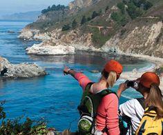 Monterey County California - Parks & Beaches
