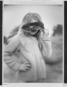 """Deborah Parkin, Newcastle upon Tyne, UK, profiled in Combustus  """"Wetplate Collodion Photos Slow the Rush of Childhood""""  http://www.combustus.com/13/wet-plate-collodion-photographs/"""