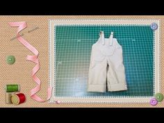 Tutorial conejos de pascua: Pantalón y huevos / Easter rabbits tutorial:... by Pepitas de Chocolate