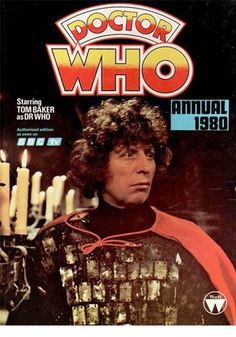 The Doctor Who Annual 1980