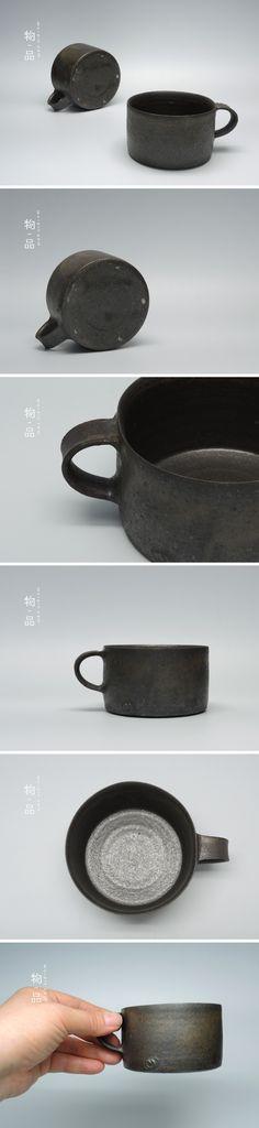 售出欣赏 日本进口国外陶艺家手工咖啡杯茶杯茶具西式古朴餐具-淘宝网