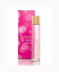 Love Her Madly Rendezvous Revlon perfume - a fragrance for women