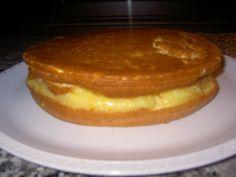 """torta sofficissima all'arancia con crema all'arancia """"Lucia"""""""