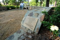 University of North Carolina-Chapel Hill:  The 9/11 Memorial Garden is located just off the brick walkway along Stadium Drive, on the same side of the road as Kenan Stadium, in the grove between the stadium and the George Watts Hill Alumni Center.