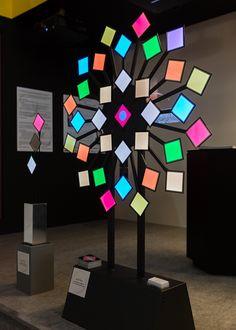 MAISON&OBJET PARIS Septembre 2016 - Le stand LIGHT TREND se compose de 6 pièces expliquant, chacune comment les lighting designers, contribuons à rendre un espace plus attractif, avec différentes expressions de la lumière.   ©GovinSorel
