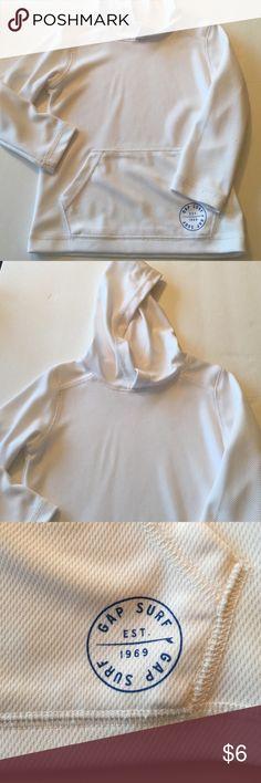 Gap - toddler boy shirt Size 3T boys swim shirt with hood; excellent condition! Wore 2 times!!! GAP Swim Rashguards