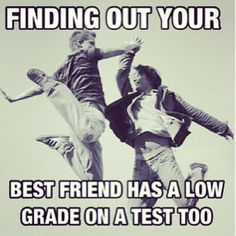 yessss! my life last week...college probs