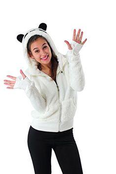 Veste polaire femme capuche oreille