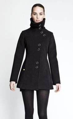 Wool Coat by Soia & Kyo