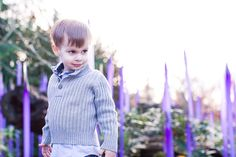 Chihuly Garden & Glass, Seattle family session || be the light photography