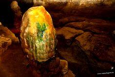 Color en... Cueva de Ghar Dalam, Isla de Malta
