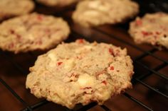 Raspberry Cheesecake Cookies - @Janetha G [meals & moves]