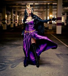 Magic: the Gathering Liliana of the Veil cosplay