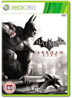 #Xbox #360 #Games #Warner_Brothers #shopping #sofiprice Batman: Arkham City (Xbox 360) - https://sofiprice.com/product/batman-arkham-city-xbox-360-27320589.html
