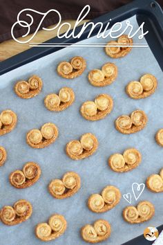 # palm tree # puff pastry # recipe # cooking # home # easy recipe # easy cooking # dessert # dessert # idea # meal # pastry pastry # tasting # tasting Puff Pastry Recipes Savory, Easy Puff Pastry Recipe, Appetizer Recipes, Dessert Recipes, Recipes Dinner, Breakfast Puff Pastry, Easy Cooking, Biscotti, Sweet Recipes