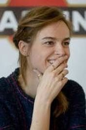 Kasia Smutniak wearing ATELIER VM JEWELS