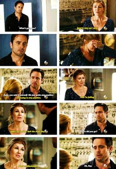 3x21 Rayna and Deacon. Love them
