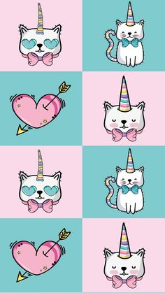 Wallpaper unicorn cat 38 Ideas for 2019 Rainbow Wallpaper, Cat Wallpaper, Kawaii Wallpaper, Cute Wallpaper Backgrounds, Wallpaper Iphone Cute, Colorful Wallpaper, Galaxy Wallpaper, Animal Wallpaper, Cartoon Wallpaper