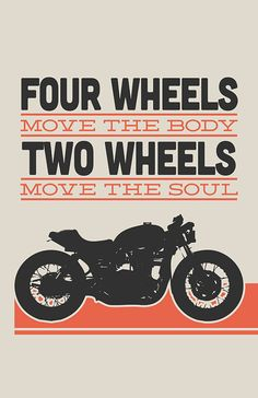 Triumph Cafe Racer  Two Wheels Move The Soul