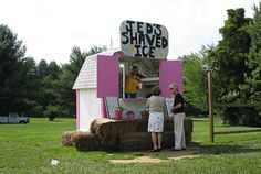 50 Things to Do in 50 States: Cool down in Maryland at Jed's Shaved Ice -- a tiny shack on the back roads of North Potomac.
