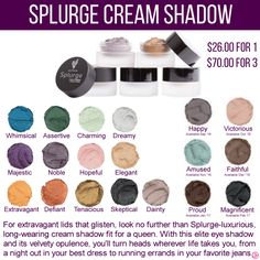 Younique Moodstruck Splurge Eye Cream. To get specials, new product information and more join my VIP Facebook Group https://www.facebook.com/groups/106517206410341/