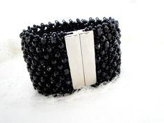 Bracelete de cristais Jablonex