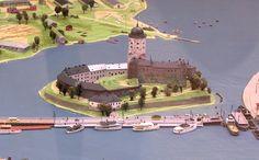 Image result for viipuri pienoismalli linna