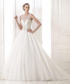 vestido de noiva princesa pronovias coleção 2015 glamour BOHEMIO #casarcomgosto