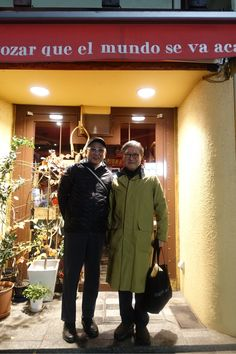 At Amets in Asakusa, a best Spanish restaurant in Tokyo! With my dear classmate from Hattori Nutrition College.