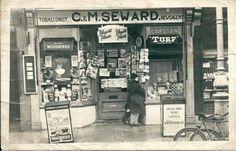 A Corner Shop in Fawcett Road