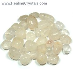 The female version of Clear Quartz, Snow Quartz provides peaceful energies in a whirlwind environment. It offers clarity of mind and aides in studying, as well as a reminder to finish that paperwork. Often found in gold mines, Snow Quartz is often used for prosperity and luck. Code HCPIN10 = 10% off your order at www.healingcrystals.com