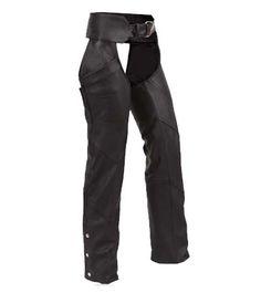 Motorbike Garments >> Leather Chaps