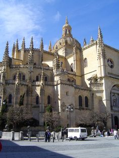 Touching History in the Spanish City of Segovia