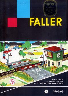 1962-63 Faller catalogue