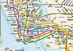 """A """"Sub Culinary"""" Ride Through New York 2"""