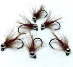 "Polubienia: 76, komentarze: 5 – Mathew Jimenez (@jimenezoutdoors) na Instagramie: ""The Duracell Jig Nymph = Trout Candy   #flytying #flyfishing #colorado #northparkanglers…"""